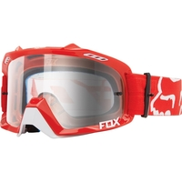Fox Air Defence Race Röd/Vit Goggles