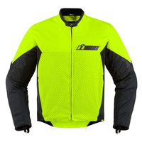 Icon Konflict Jacket - Gul/Fluo