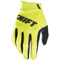 Shift Raid Glove Yellow