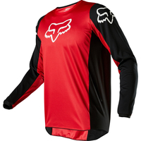 Crosströja Junior Fox 180 PRIX Jersey FLAME RED