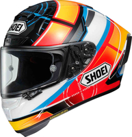Hjälm Shoei X-Spirit 3 De Angelis