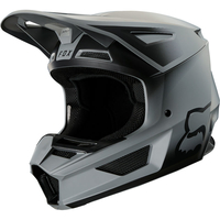 Crosshjälm Junior Fox V2 Vlar Helmet MATTE BLACK