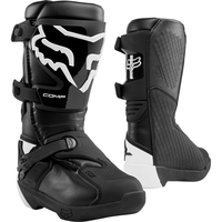 Crosstövlar Junior Fox Comp Boots BLACK