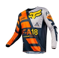 Fox 180 Sayak Jersey Orange