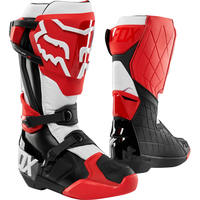 Crosstövel Fox COMP R RED/BLK/WHT