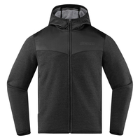 Icon Malice Hoody - Black