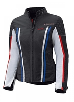Held Dam Jill Black/White/Red/Blue Ladies sport jacket