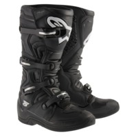 Crosstövel Alpinestars Tech 5 Svart