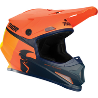 THOR SECTOR RACER ORANGE/MIDNIGHT HELMET