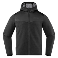 Icon Malice Hoody - Black REA OUTLET