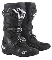 Crosstövel Alpinestars Tech 10 Svart