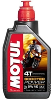 Motul Scooter Power 4T 5w-40 1 L