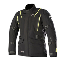 Jacka Herr Alpinestars Big Sur Gore-Tex Tech Air Svart/Fluo Gul