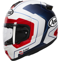 Hjälm Arai Axces 3 Line Black Blue