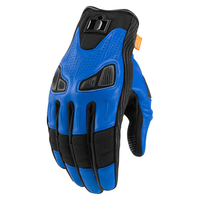 Icon Automag 2™ Gloves - Blue