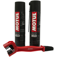 Motul Chain Care Kit 3 in 1