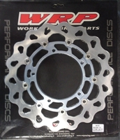 WRP Wave Brake Discs Suzuki