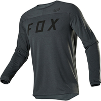 Endurotröja Fox Legion Drirelease® Poxy Jersey BLACK