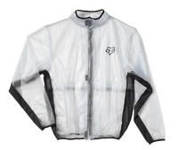 Fox Fluid MX Jacket Svart JUNIOR