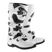 Crosstövel Alpinestars Tech 5 Vit