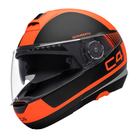 Hjälm Schuberth C4 Legacy Orange