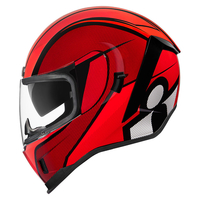 ICON HELMET AIRFORM CONFLUX RED