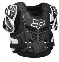 Fox Adult Raptor Vest Svart/Vit