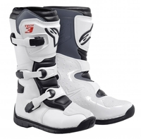 Alpinestars Tech 3 S Junior Vit/Svart