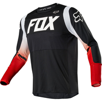 Crosströja Fox 360 Bann Jersey BLACK