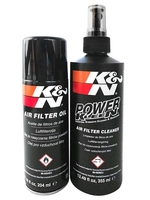 KN Filter Care Service Kit  (Luftfilterolja/Rengörings )