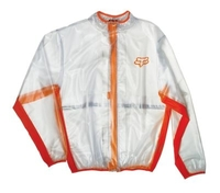 Fox Fluid MX Jacket Orange