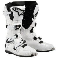 Crosstövel Alpinestars Tech 8 RS Vit
