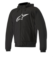 Alpinestars Hoodie Chrome Svart REA OUTLET