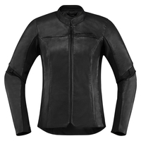 Icon Women's Overlord™ Jacket - Black