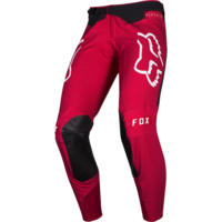 Crossbyxa FOX Flexair Royl Pant FLAME RED