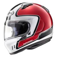Hjälm Arai Renegade V Outline Red