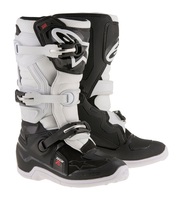 Crosstövel Junior Alpinestars Tech 7S Svart/Vit