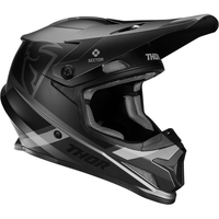 THOR SECTOR SPLIT CHARCOAL/BLACK MIPS HELMET