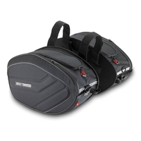 Givi EA100 Pair of 40ltr side bags - Easy Range