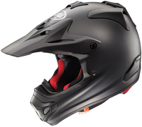 Crosshjälm Arai MX-V Frost Black