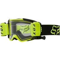 FOX VUE STRAY ROLL OFF GOGGLES Flow Yellow