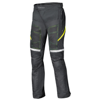 Held Allvädersbyxa Aerosec GTX Base Black/Yellow Herr